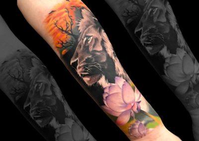 tatovering fra odense søhus tattoo